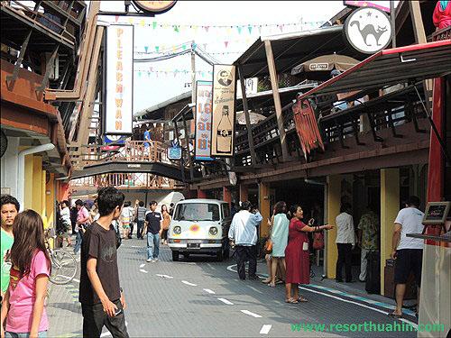 Plearn Wan Hua Hin (Vintage Village)